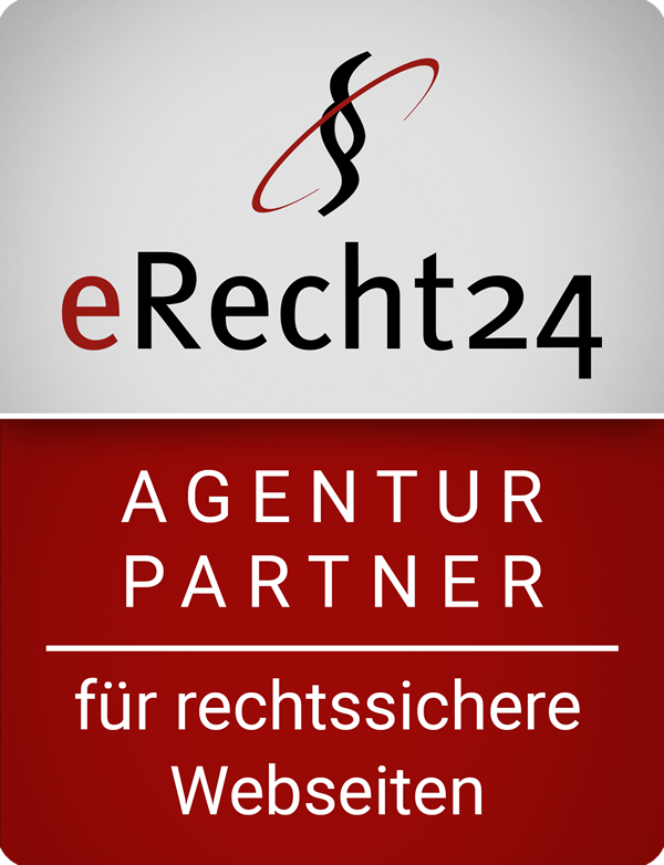 eRecht24-Agenturpartner - Mc Add® - Internet- & Werbeagentur