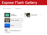Mc Add - Expose Flash Gallery