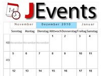Mc Add - Terminkalender / Eventplanung