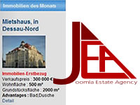 Mc Add - Immobilien-Modul